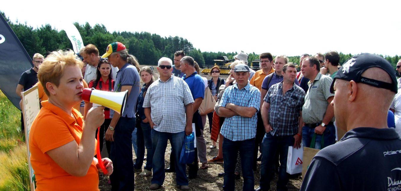 Ekologiškai ūkininkaujantys dalinosi patirtimi Agluonėnuose